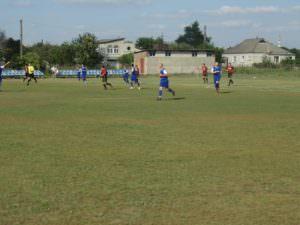 Первый круг Чемпионата Харьковской области по футболу завершилось-1