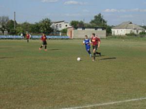 Первый круг Чемпионата Харьковской области по футболу завершилось-2