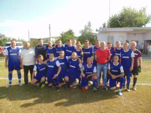 Первый круг Чемпионата Харьковской области по футболу завершилось