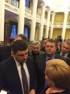 Правительство Украины профинансирует капитальный ремонт объектов инфраструктуры города Изюм