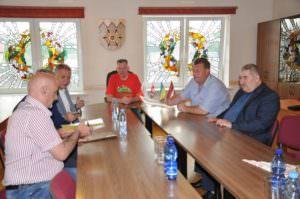 Руководство города с рабочей поездкой посетили город-побратим Изюма в Латвии-1