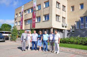 Руководство города с рабочей поездкой посетили город-побратим Изюма в Латвии-2