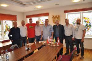 Руководство города с рабочей поездкой посетили город-побратим Изюма в Латвии-3