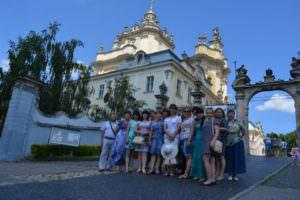 Туристическая поездка в город Львов