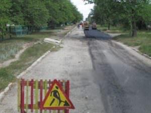 В Изюме начат второй этап ремонта дорог-0