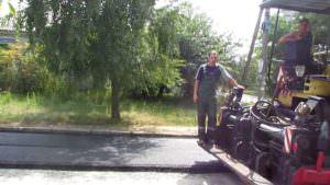 В Изюме начат второй этап ремонта дорог-2