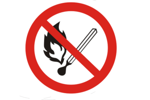 Госэкоинспекция предупреждает выжигание сухой растительности запрещено