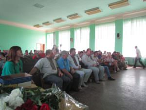 Изюмский городской голова наградил участников АТО