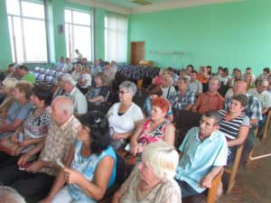 Изюмский городской голова провел рабочее совещание-2