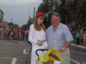 Изюмчани отпраздновали юбилейный 25 День Независимости Украины-10