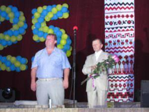 Изюмчани отпраздновали юбилейный 25 День Независимости Украины-12