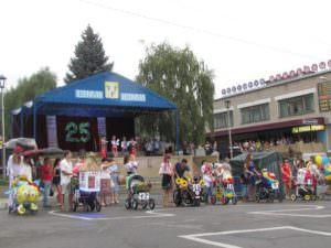 Изюмчани отпраздновали юбилейный 25 День Независимости Украины-6