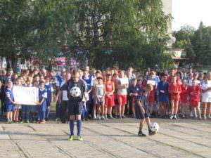 Изюмчани торжественно провели своего земляка Александра Єзика на Олимпийские игры в г. Рио-де-Жанейро-4