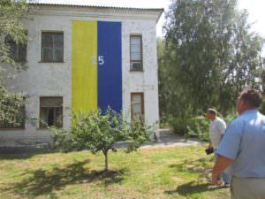 Как Изюм готовится к главных национальных праздников Украины-3
