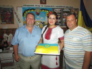 Как Изюм готовится к главных национальных праздников Украины-5