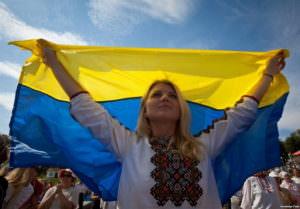 Сегодня-день государственного флага украины