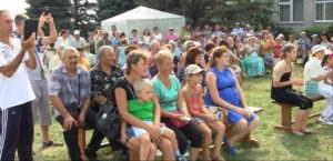 Село Липчановка отметила тройной праздник-2