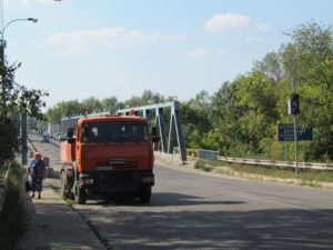 В Изюме начинается капитальный ремонт железобетонного моста