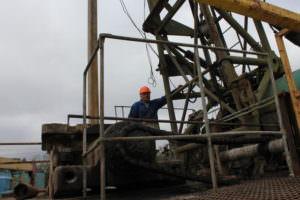 В Савинцях начато строительство сверхглибоководної артезианской скважины