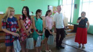 В городе Изюм прошла конференция работников образовательных учреждений-1