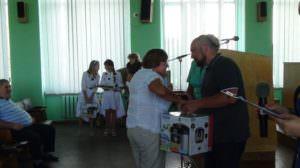 В городе Изюм прошла конференция работников образовательных учреждений-2