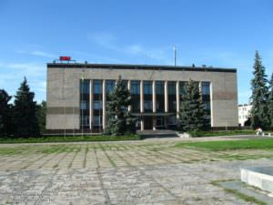 Горисполком города Изюма