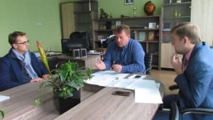Городская власть заручилась поддержкой ОБСЕ в газовом вопросе