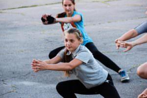 Юные лидеры Харьковщины проводят бесплатные спортивные тренировки-1