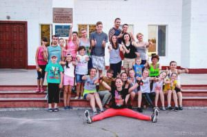 Юные лидеры Харьковщины проводят бесплатные спортивные тренировки-2