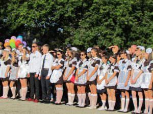 """первый день учебного года - для учащихся города прозвучал """"первый звонок""""-2"""