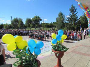 """первый день учебного года - для учащихся города прозвучал """"первый звонок""""-3"""