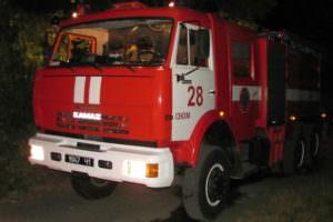 В Изюме мужчина получил ожоги из-за пренебрежения правилами пожарной безопасности