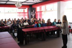 В Изюме прошел первый в области молодежный форум 2016-2
