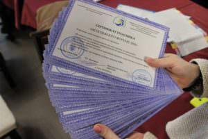 В Изюме прошел первый в области молодежный форум 2016