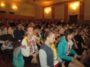 В городе Изюм состоялся конкурс хоровых коллективов