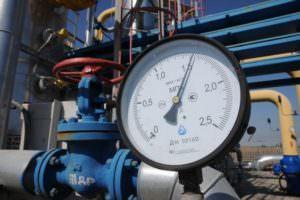 В четырех населенных пунктах области провели газ