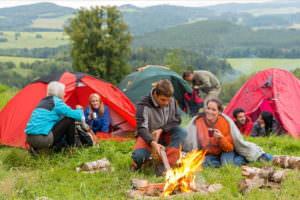 Кемпинговая палатка как сделать правильный выбора