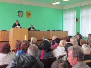 Состоялось очередное совещание Городских Властей