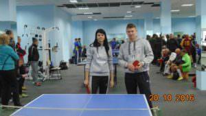 Спортивный уикенд Изюмчан в Харькове