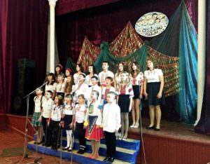Сражение хоровых коллективов Изюма