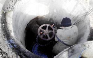 ремонт водоканала изюм