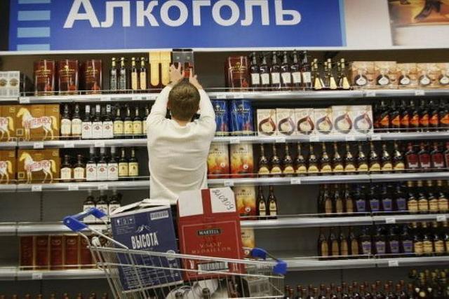 Ссегодняшнего дня вгосударстве Украина значительно дорожает спирт