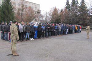 Больше 750 срочников из Харьковской области пополнили ряды украинской армии