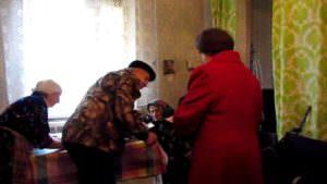 """Ветераны """"Гончаровки"""" получили юбилейные медали"""