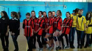 В Изюме состоялся турнир с волейболу среди девушек 2000-2002 годов