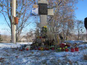 В Изюме почтили память жертв Голодоморов