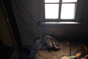 В городе Изюме 2 детей погибли в результате отравления угарным газом на пожаре