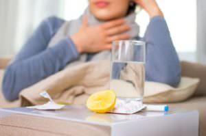В Харьковской области превышен эпидпорог заболеваемости гриппом и ОРВИ