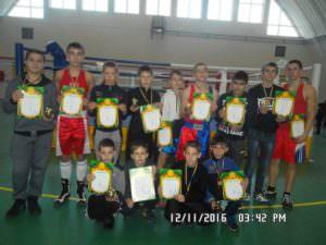 Традиционный Всеукраинский турнир по боксу