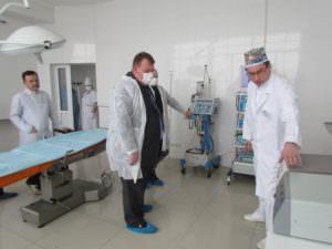 «Решение проблем медицины – главный приоритет на 2017 год для Изюма»